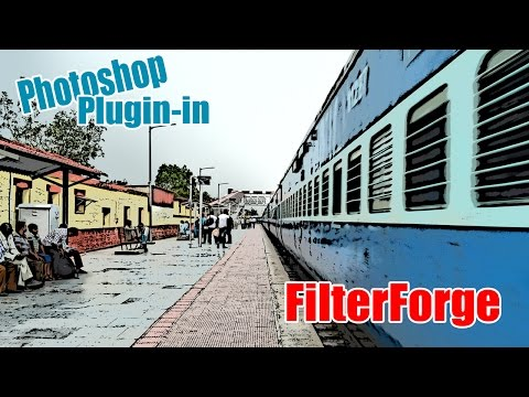 Photoshop Plugin Filterforge For Awesome Effects and Filter Editing [HINDI]