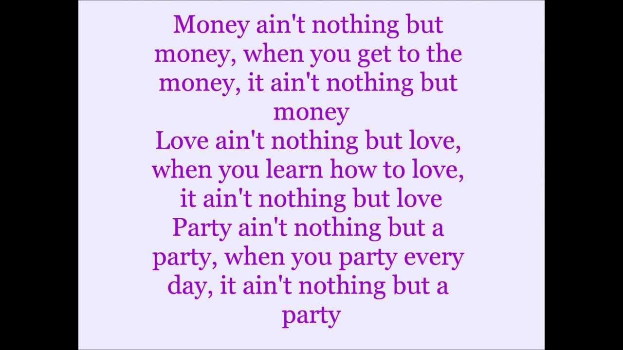 money for free lyrics