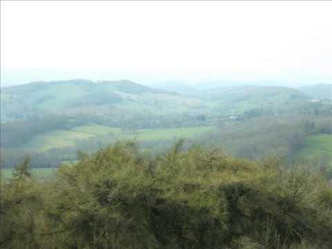An Air That Kills: Housman's Blue Remembered Hills