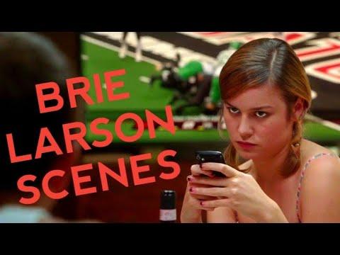All Brie Larson Scenes In Don Jon (HD)