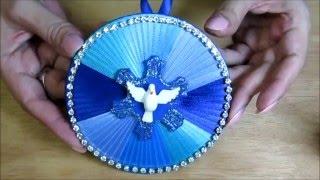 RECICLAGEM COM CDS – DIY