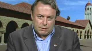 Hitchens on Newsnight talking about torture