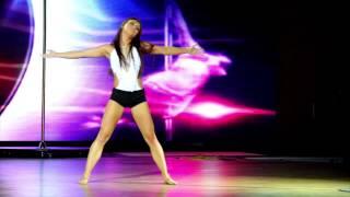 Miss Pole Dance Ukraine 2013! Kravchenko Lena! 3rd place!