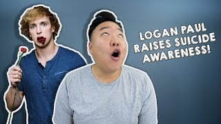 LOGAN PAUL RAISES AWARENESS! (ClickBait)