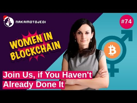 Blockchain and Women: Emi Lorincz about Diversity in Crypto
