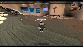 Welcome To Jesus Is Alive ROBLOX