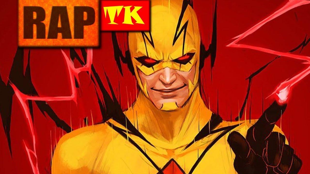 Rap Do Flash Reverso The Flash O Assassino Do Passado