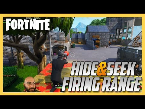 Fortnite Creative Hide and Seek on Firing Range by Jiimmy75