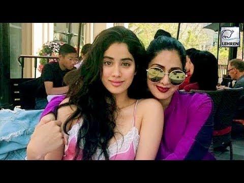 Sridevi Never Wanted Daughter Janhvi Kapoor To Become An Actress?| LehrenTV thumbnail