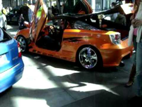 My Special Car 2008 Toyota Celica - YouTube