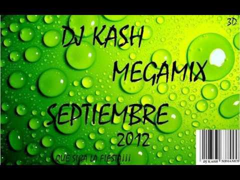 DJ KASH MegaMix Septiembre 2012