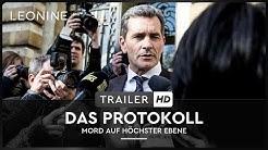 Das Protokoll - Mord auf höchster Ebene - Trailer (deutsch/german; FSK 12)