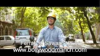 Ferrari Ki Sawaari  - Theatrical Trailer ( (Exclusive ) by bollywoodmanch.com