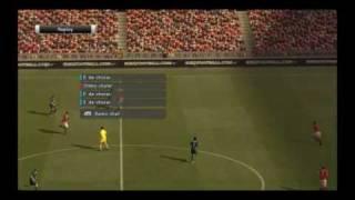 PES 2011 Master League Online pc Gameplay gols MauNordico