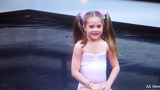 Mackenzie Ziegler Talks About Not Singing for the Casting Agent (Throwback Special)