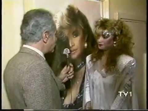 Bergen - Acıların Kadını (Canlı sahne performansı ve Röportaj, 1986)