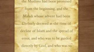 Masih-e-Maud Day: Writings of the Promised Messiah (as) - Part 2 (English)