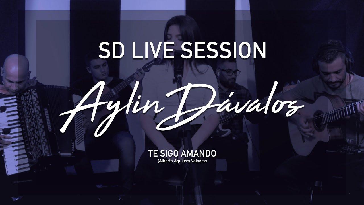 Te Sigo Amando - Juan Gabriel (Chamame) | Aylin Dávalos - Live Performance