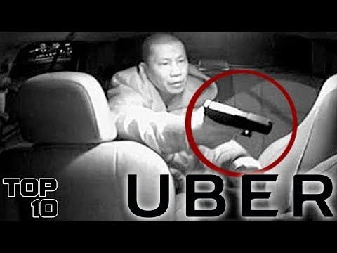 Top 10 Scary UBER Stories