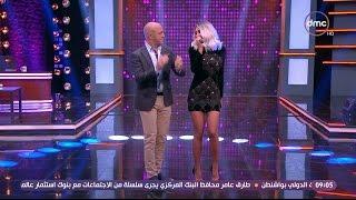 عيش الليلة - النجمة مايا دياب تشعل مسرح عيش الليلة بأغنية