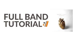 Glory To Glory - Bethel Music // Full Band Tutorial