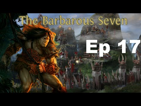 HoMM VI Stronghold Campaign Ep  17 - Dragon Boss, Town Screen |