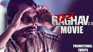 Raman Raghav 2.0 Movie (2016) | Nawazuddin Siddiqui, Vicky Kaushal | Promotional Events