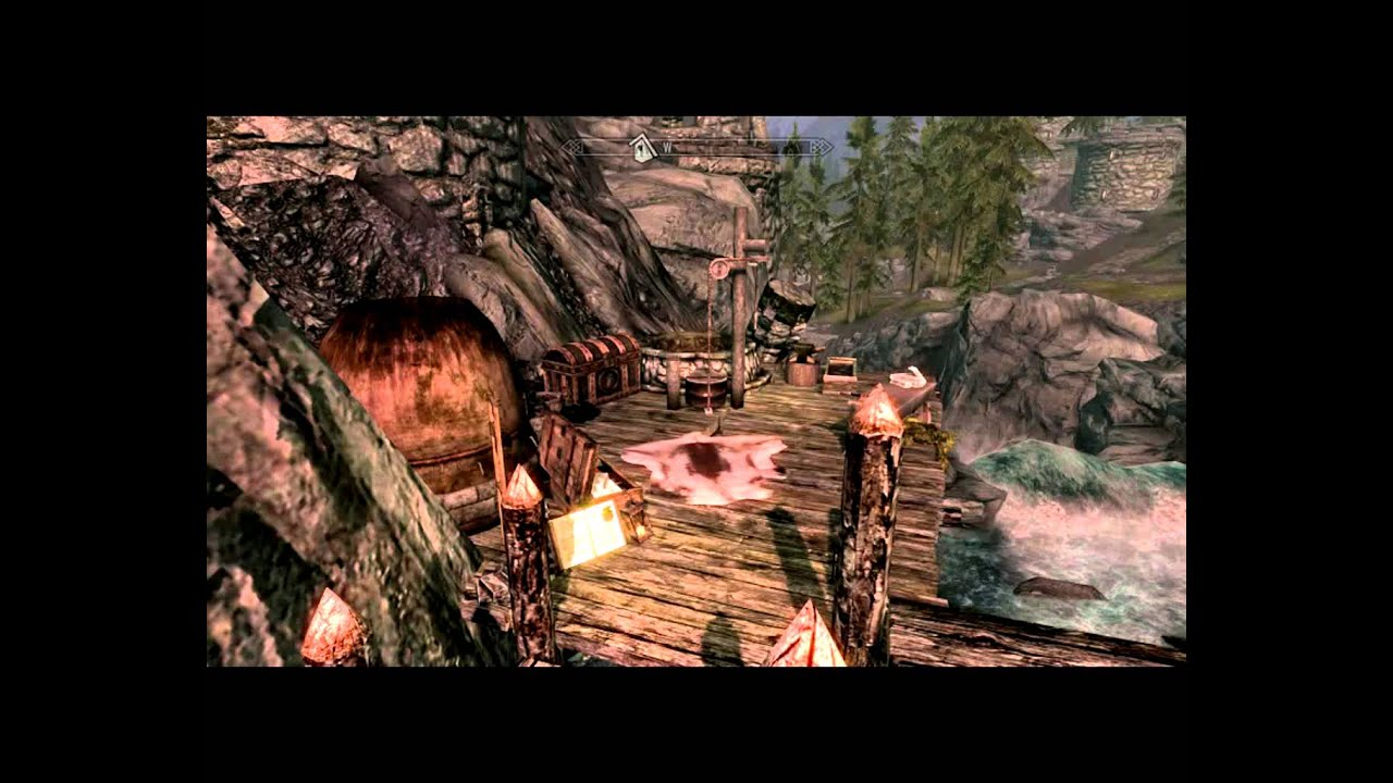 Skyrim How To Make Your Own House By Mod No Hearthfire