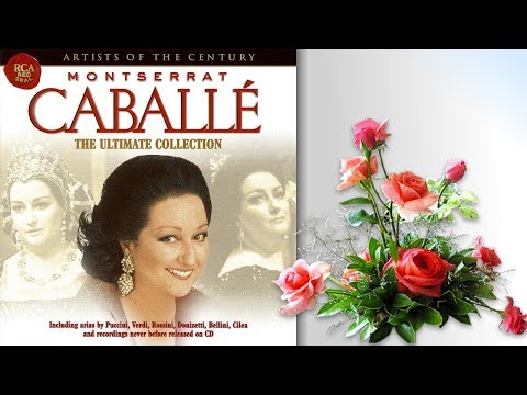 "Montserrat Caballé: ""The Ultimate Collection"""