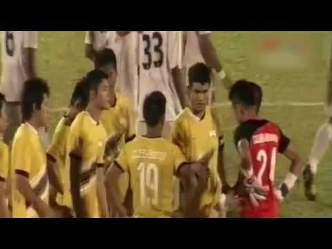 Best Highlights from TMCC 2014: Hoang Anh Attapeu FC