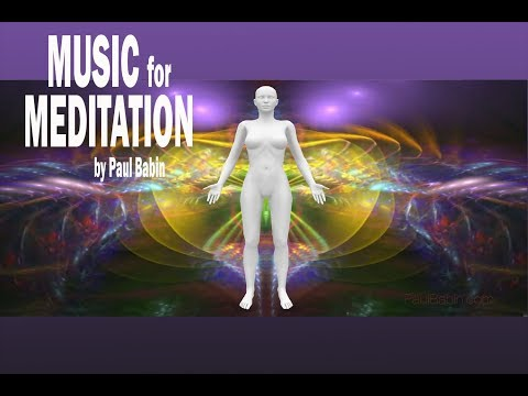 Music from Blessing of the Energy Centers Meditation