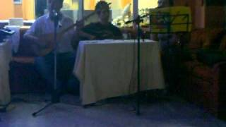 Volkan Konak, Dido - By a Local Band from Fethiye, Turkey