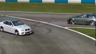 X-Motor Racing - Online multiplayer, Work In Progress