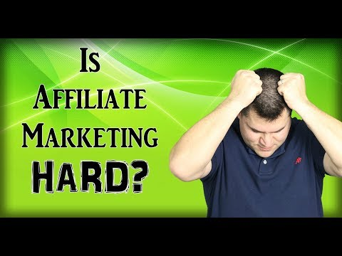 How Difficult Is Affiliate Marketing To Make Money