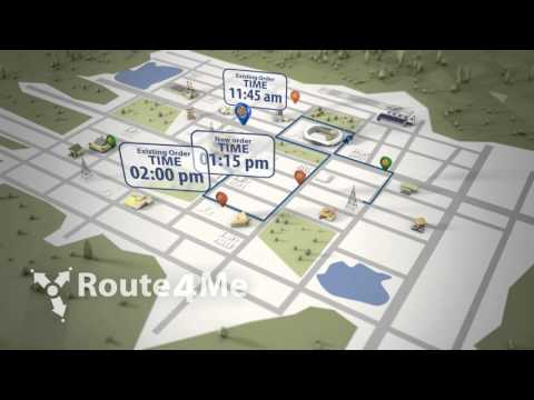 Routing Software - Single Depot, Single Driver, Time Windows