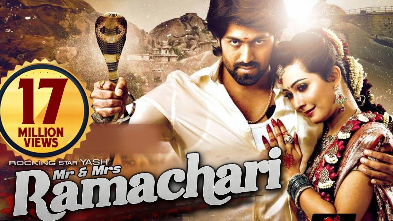 Download EK YODHHA Full Movie Dubbed In Hindi   Rocking Star Yash, Radhika Pandit