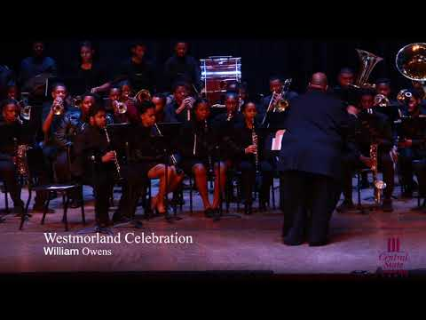 CSU Bands Black History Month Composers Concert