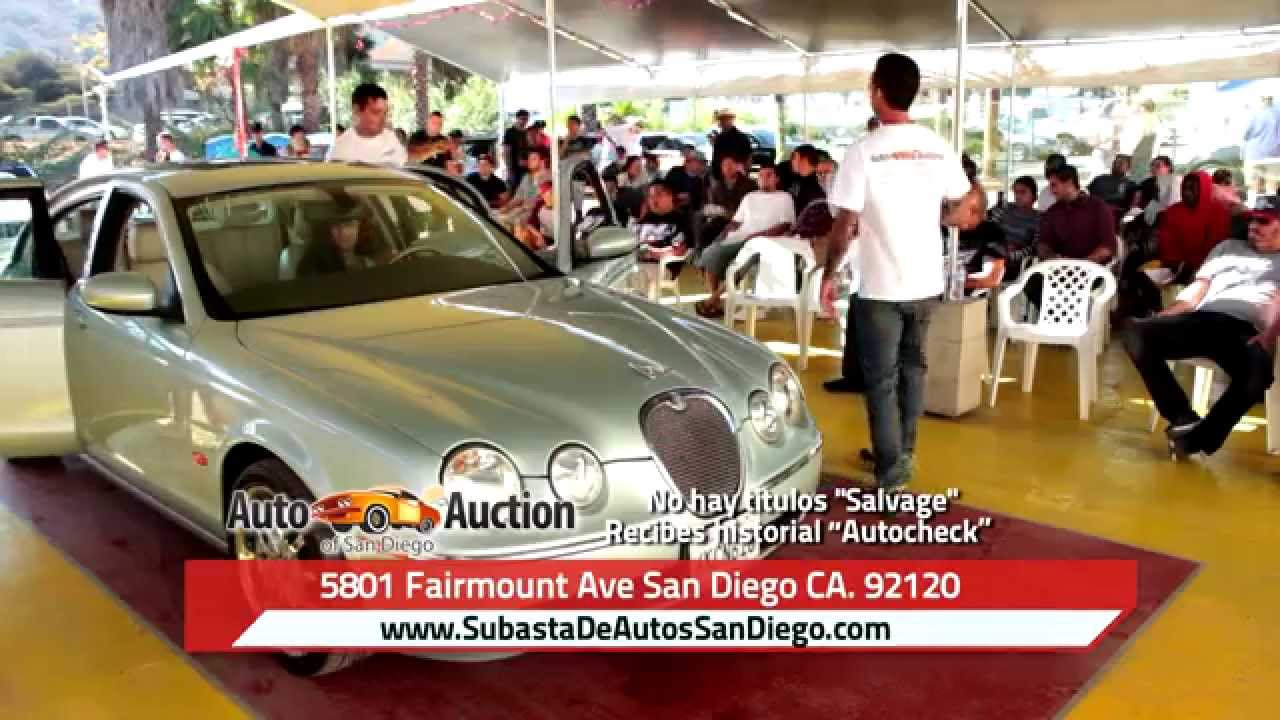 Auto auction san diego / All inclusive resorts in mexico