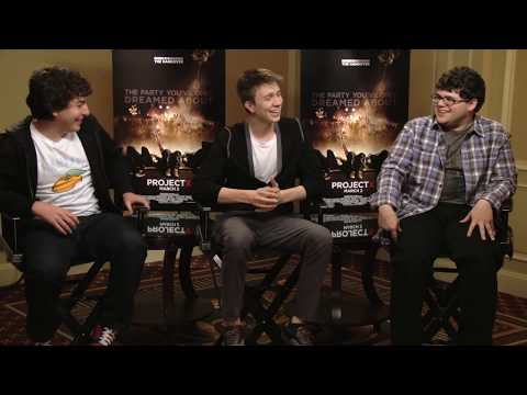 Interview - Oliver Cooper, Thomas Mann, JD Brown for Project X