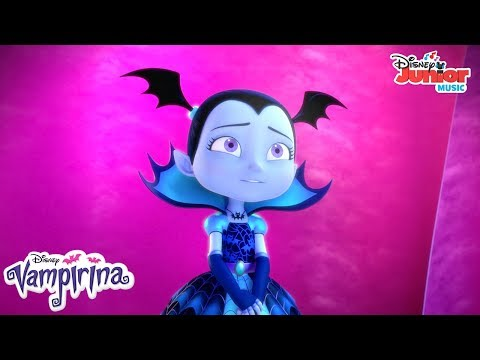 Things I Could Be Music Video | Vampirina | Disney Junior
