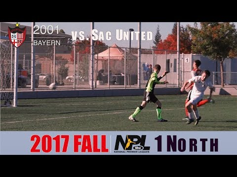 2017 11 18 ASR Bayern NPL G7 v Sac Utd