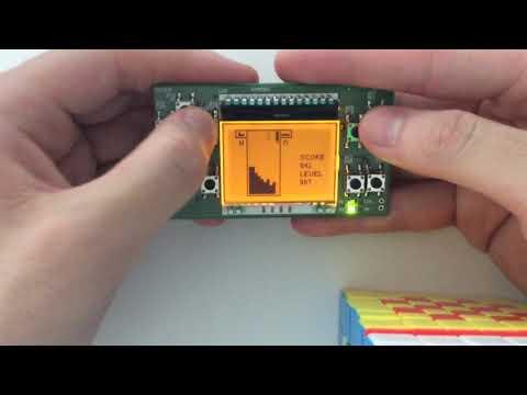 Embedded Systems Design: Tetris