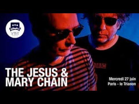 Critique The Jesus & Mary Chain Concert @Trianon ( Paris, France )