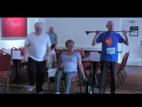 Breathe Easy Andover Lung Condition Support Group
