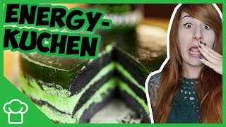 Monster-Energy-Drink-Kuchen Diy // Kupferfuchs Küchenchaos