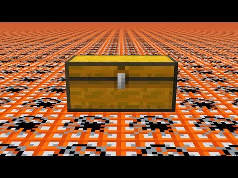 DON'T TOUCH THIS MINECRAFT CHEST...