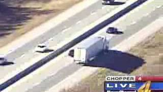 A chevy impalaSS chase on the highway u MUST SEE!