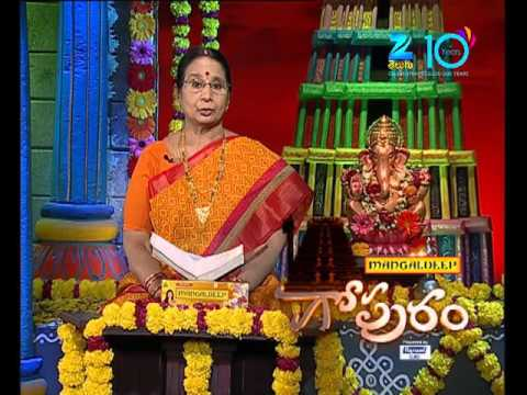 Gopuram - Episode 1533 - March 02, 2016 - Best Scene