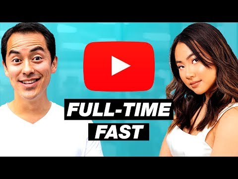Full-Time on YouTube: How Jade Dropped Out of High School & Makes Money As An 18-Year-Old