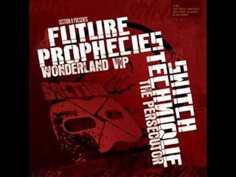 Клип Future Prophecies - Wonderland